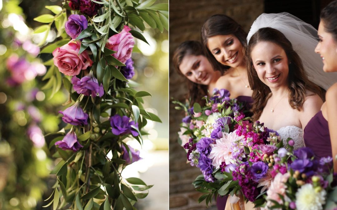 Longue Vue Country Club Wedding