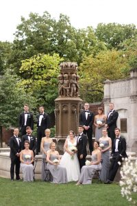 Beautiful wedding photography by Araujo Photography in Pittsburgh, PA