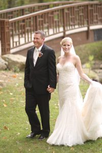 q-bride-groom-by-bridge