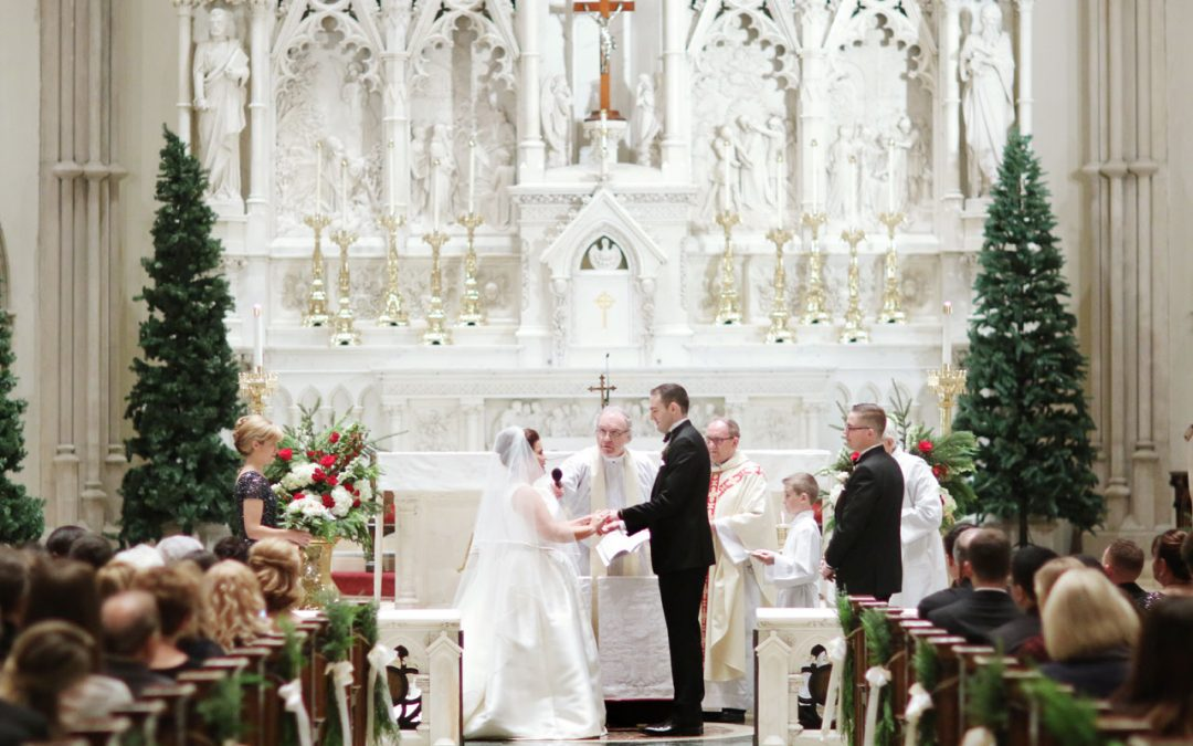 St.Paul Cathedral – The Pennsylvanian Wedding
