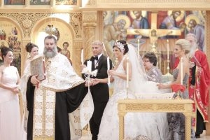 greek wedding ceremony in pittsburgh, Pa