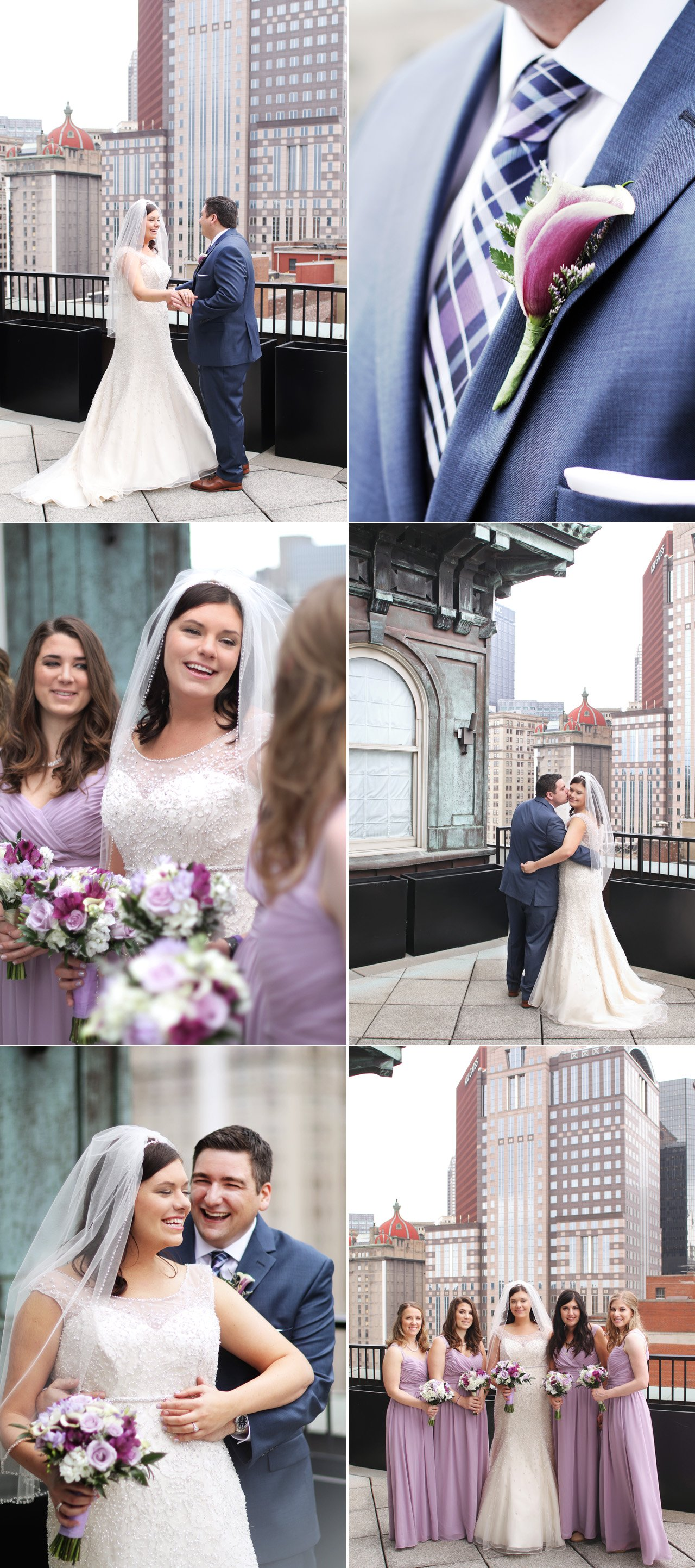 bridal party pittsburgh