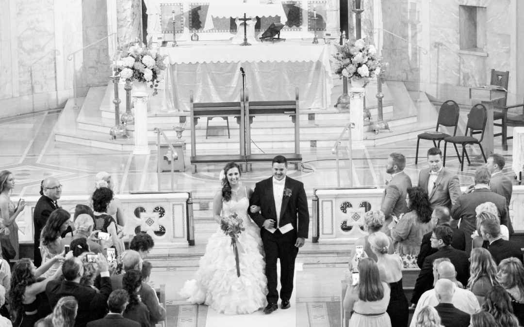 Omni William Penn – Church of The Epiphany Wedding