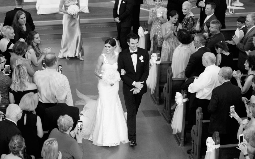 Carnegie Music Hall – St Stanislaus Wedding