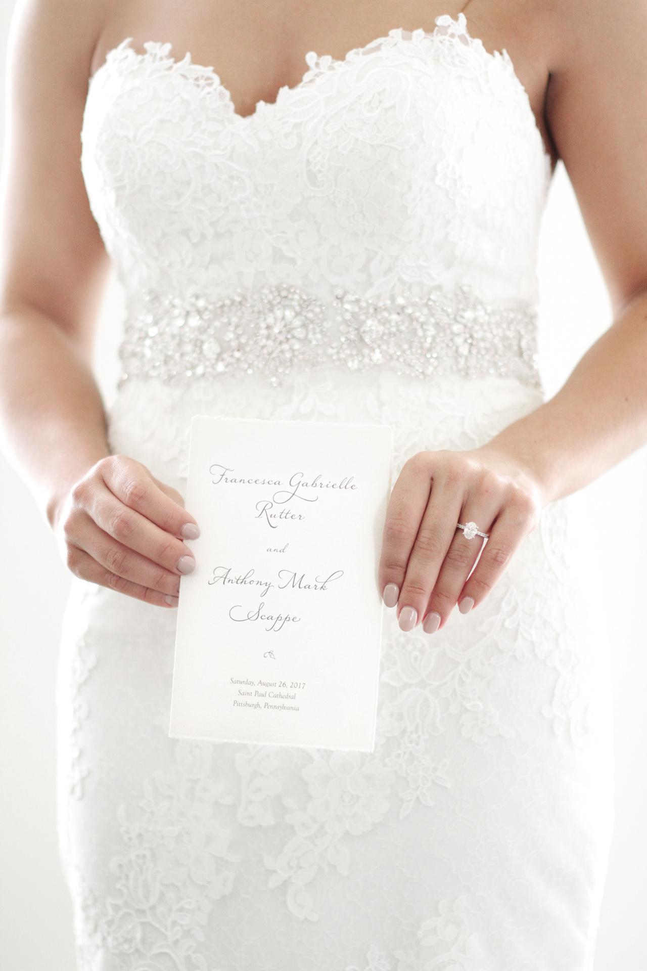 bride-with-invitation