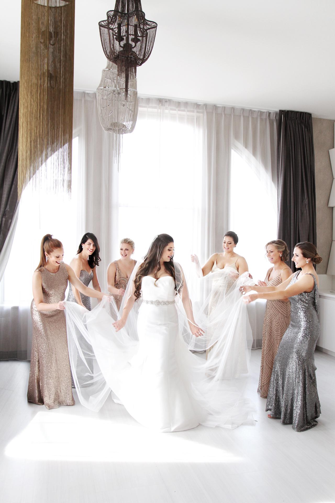 bridesmaids renaissance hotel