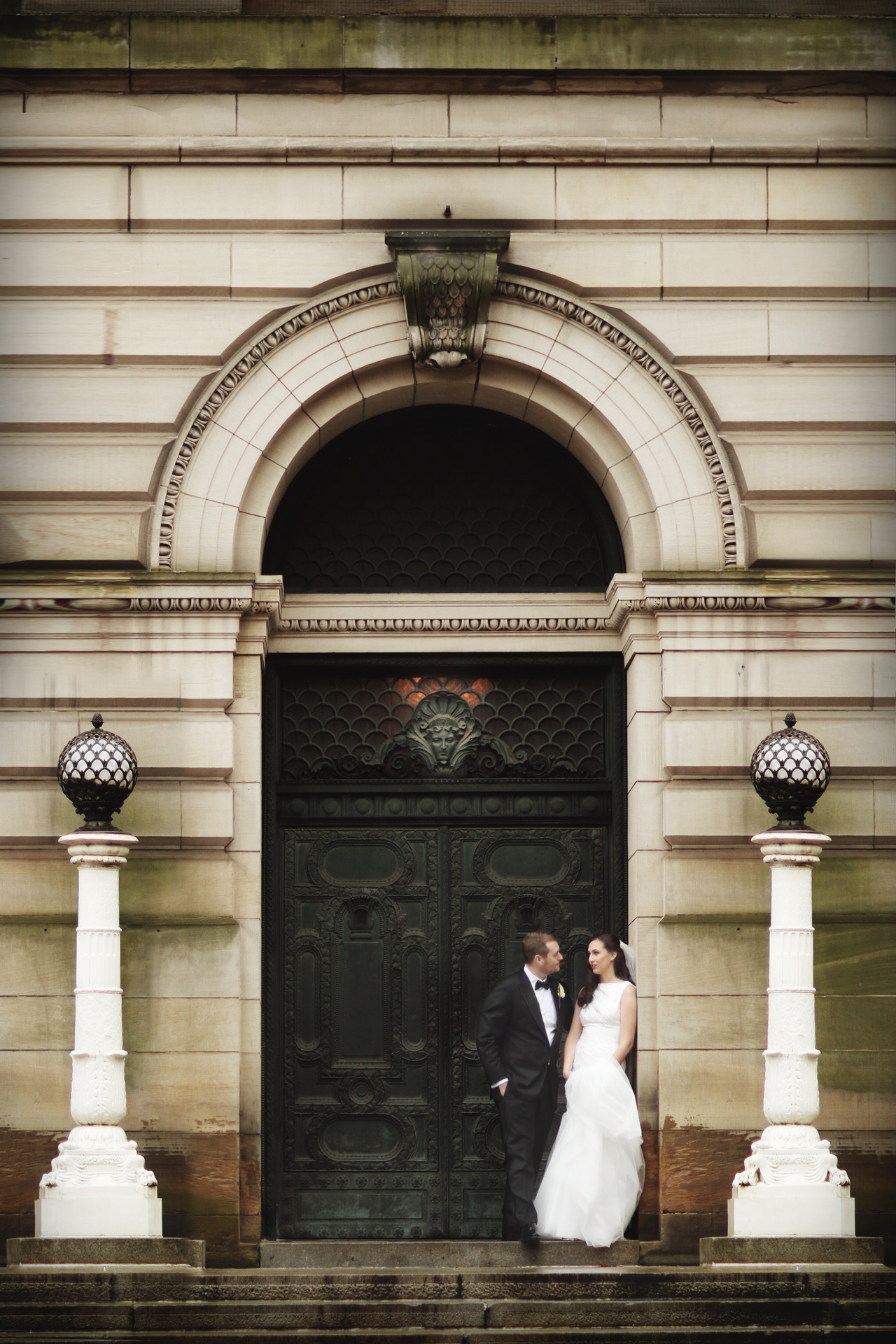 gorgeous wedding image by araujo photo