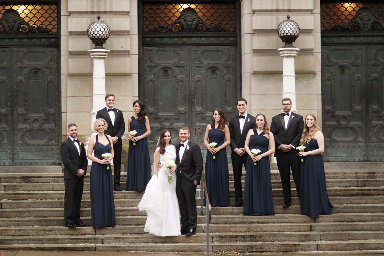 bridal party carnegie pittsburgh