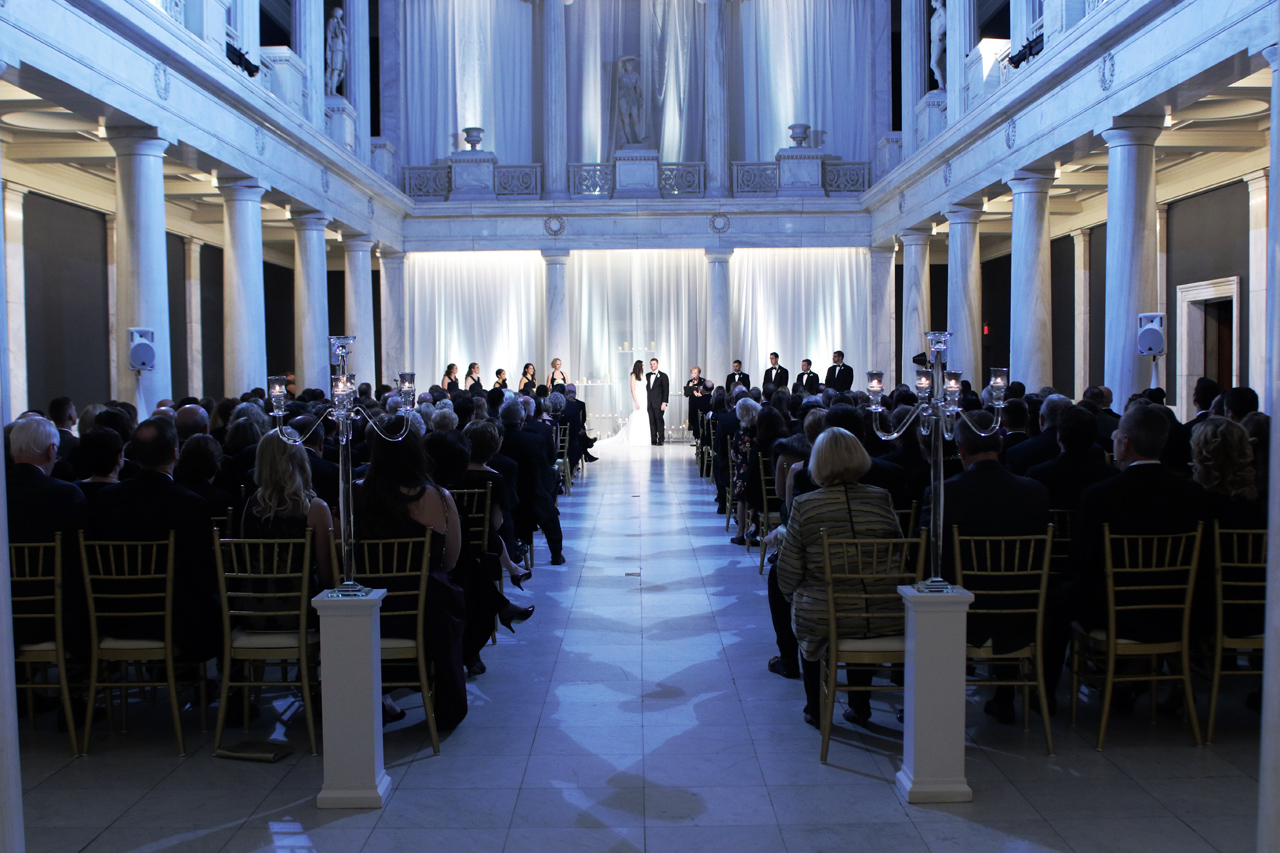hall of sculpture wedding pittsburgh