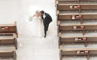 Duquesne Club Wedding – St. Paul Cathedral