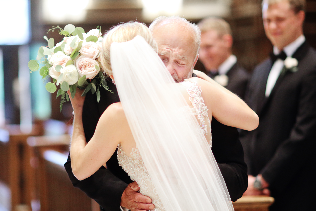 dad in pittsburgh wedding photo