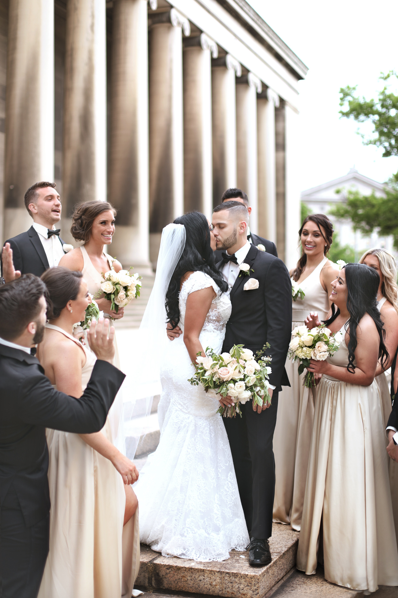 bridal party mellon institute pittsburgh