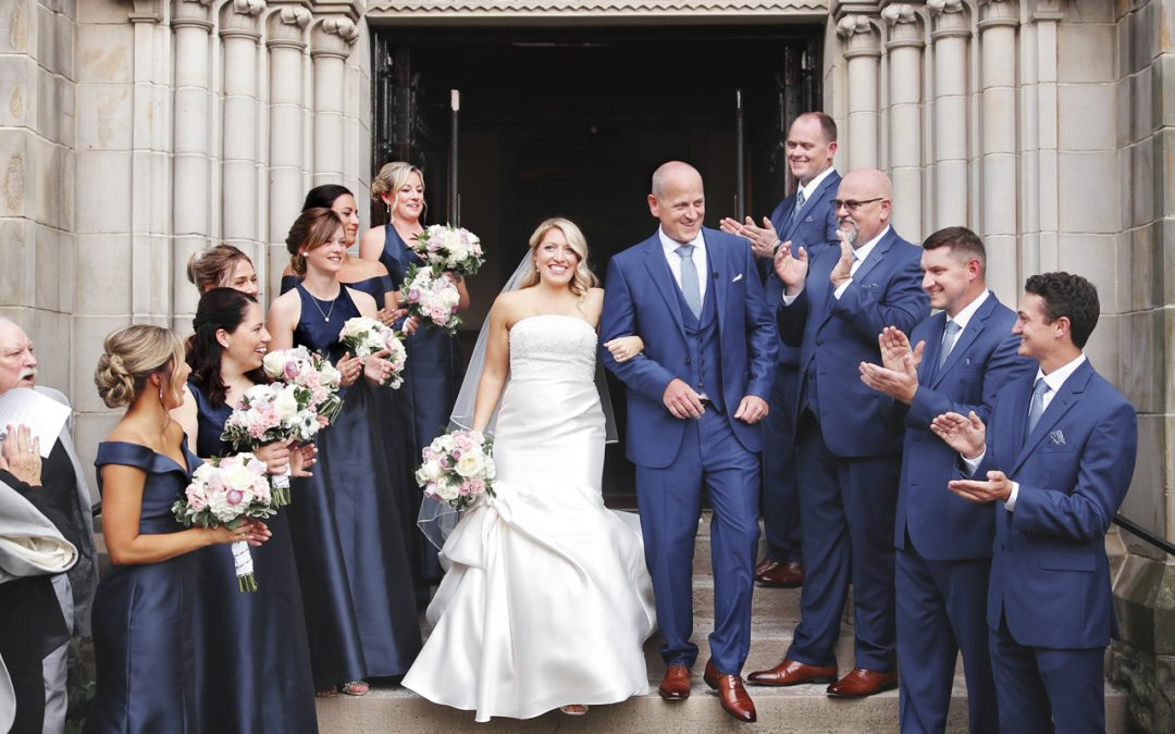 The Pennsylvanian Wedding – Calvary United Methodist Church