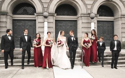 Carnegie Museum Wedding – Pittsburgh, PA