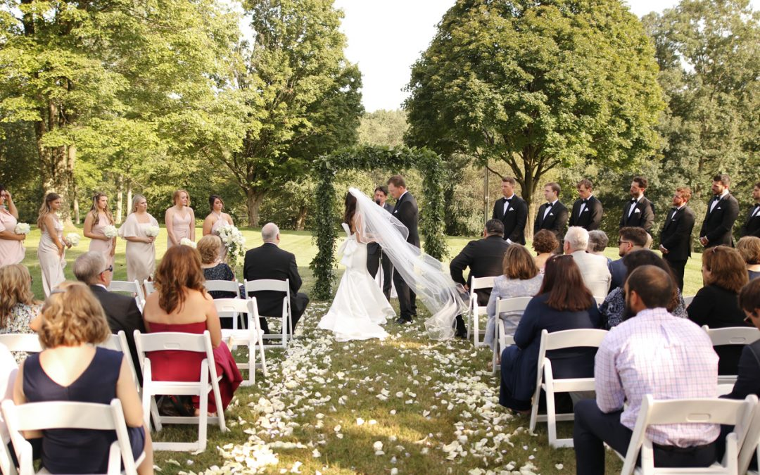 The Grand Estates at Hidden Acres Wedding