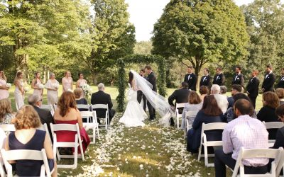 The Grand Estates at Hidden Acres Wedding