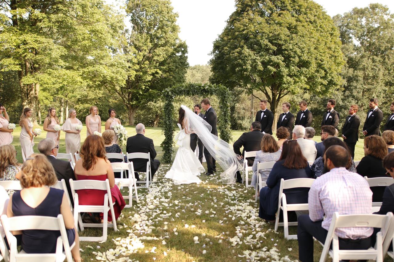 Wedding at The Grand Estates at Hidden Acres, PA